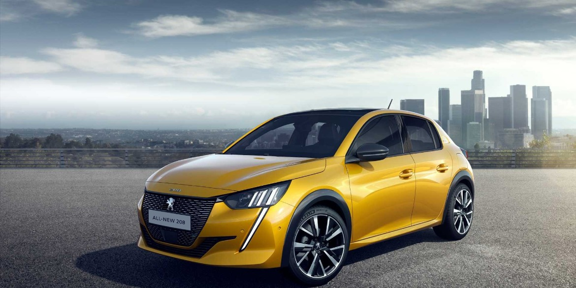 New Peugeot 208 GT Line Offers