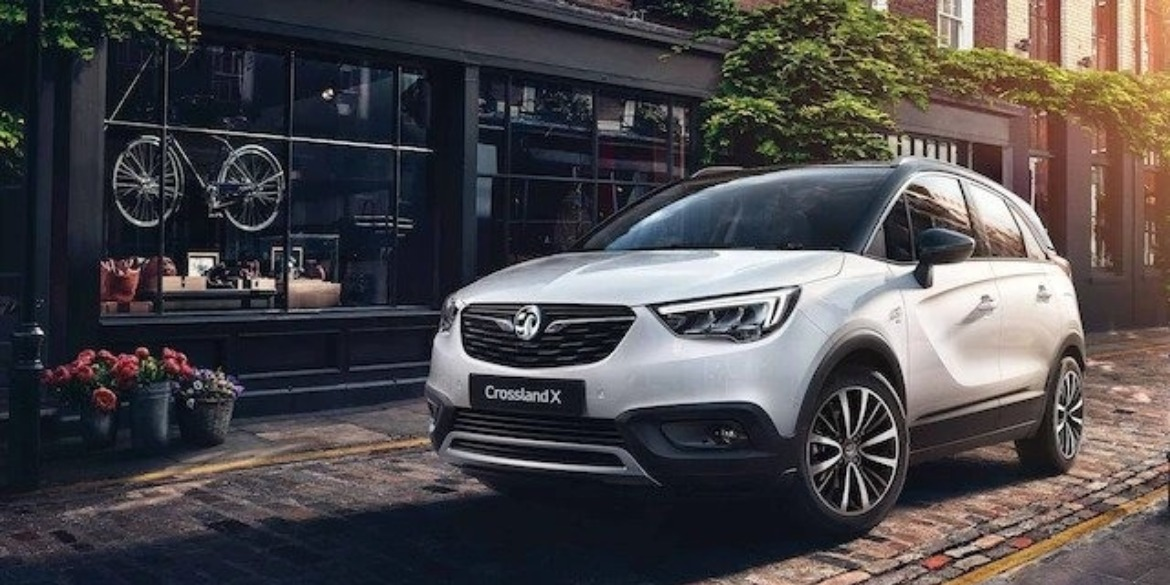 New Vauxhall Crossland X Griffin Offer