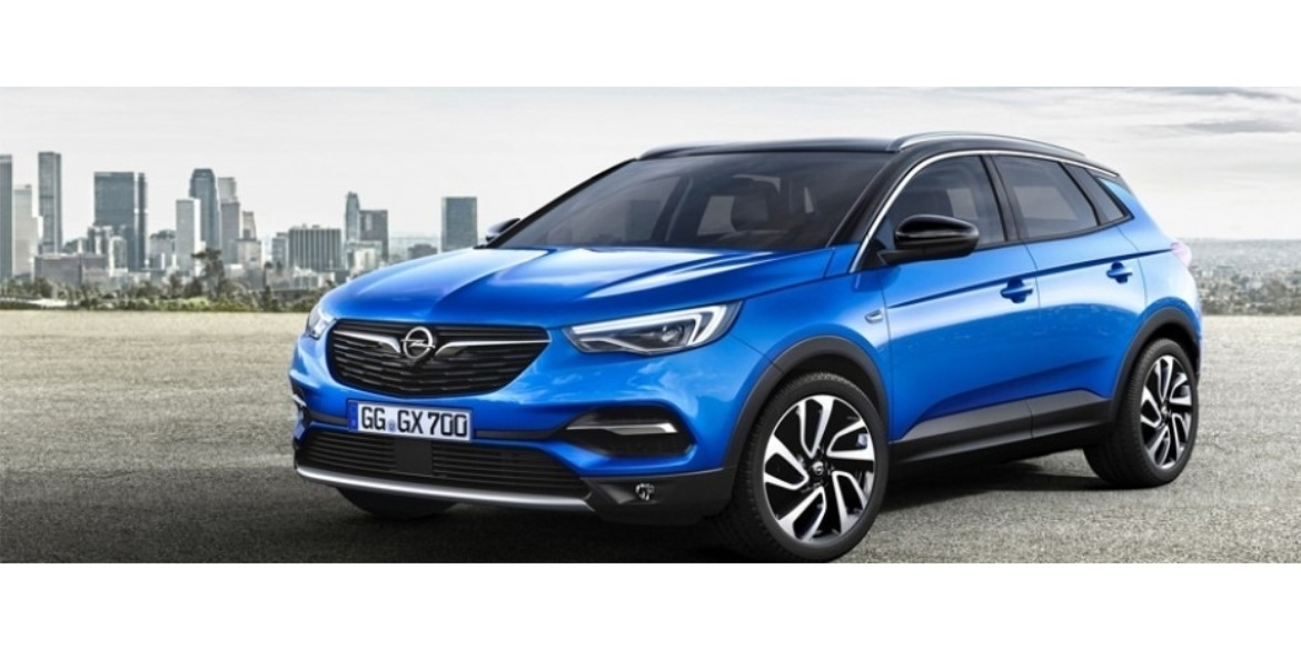 New Vauxhall Grandland X Griffin Offer