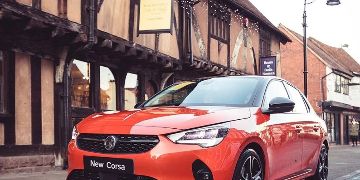 New Vauxhall Corsa Elite Nav Offer