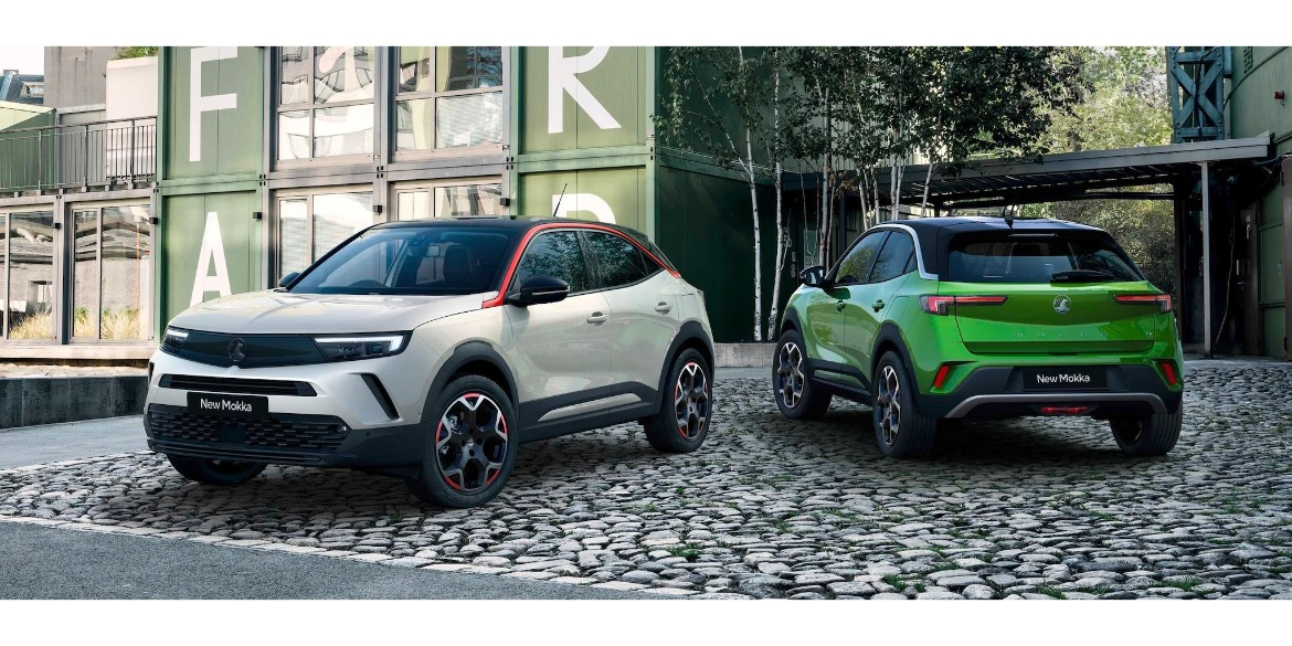 All New Mokka SRI Turbo Offer