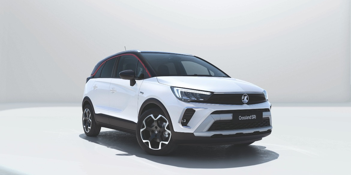 All New Crossland X Launch Edition Offer